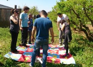 פעילות ODT מסע באיזי